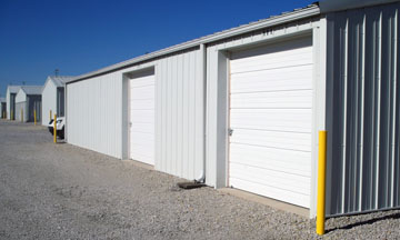 Secure Self Storage Sizes to Fit Your Needs