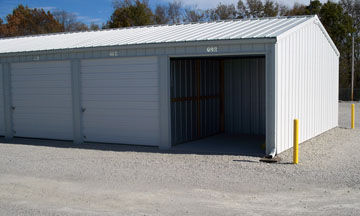 Secure Self Storage for your personal belongings