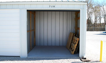 Secure Self Storage for Boxes and Belongings
